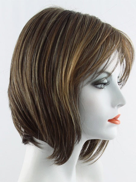 CAMERON-Women's Wigs-RENE OF PARIS-CHOCOLATE-FROST-SIN CITY WIGS