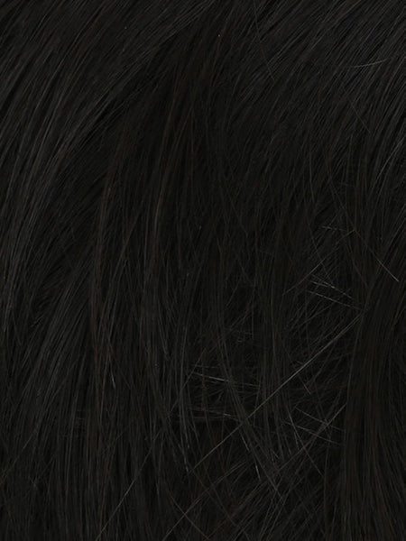 CHISELED-Men's Wigs-HIM-M3S - Darkest Brown-SIN CITY WIGS