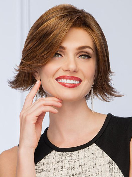DARE TO FLAIR-Women's Wigs-GABOR WIGS-GL23-101SS-SIN CITY WIGS