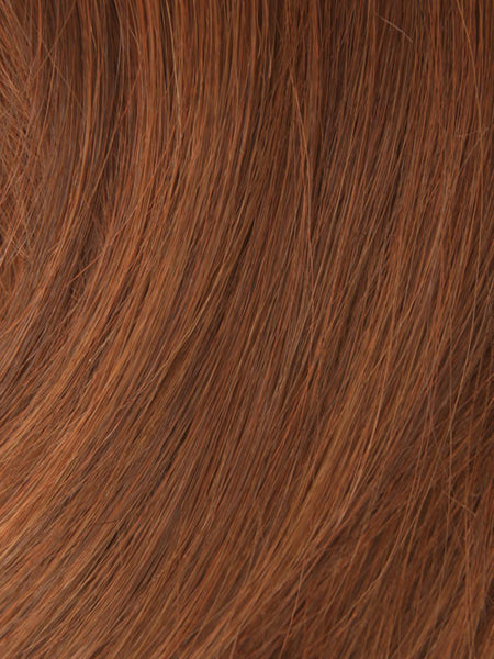 DAWN-Women's Wigs-LOUIS FERRE-130 PAPRIKA-SIN CITY WIGS