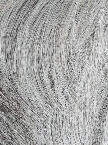 EDGE-Men's Wigs-HIM-M56S | Ash Brown With 90% Grey Blend-SIN CITY WIGS