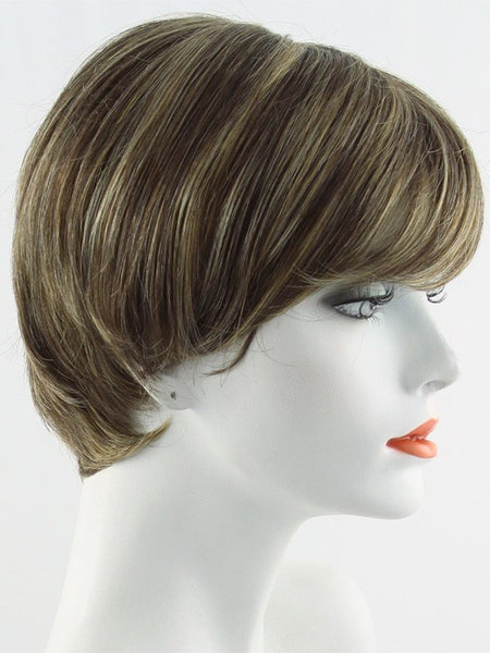 EXCITE-Women's Wigs-RAQUEL WELCH-R11S+ Glazed Mocha-SIN CITY WIGS