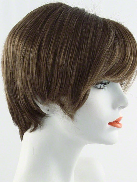 EXCITE-Women's Wigs-RAQUEL WELCH-R12T Pecan Brown-SIN CITY WIGS