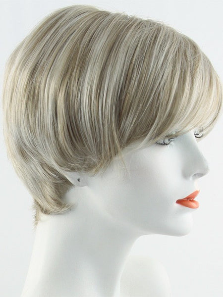 EXCITE-Women's Wigs-RAQUEL WELCH-R23S+ Glazed Vanilla-SIN CITY WIGS