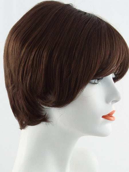 EXCITE-Women's Wigs-RAQUEL WELCH-R33 Dark Auburn-SIN CITY WIGS