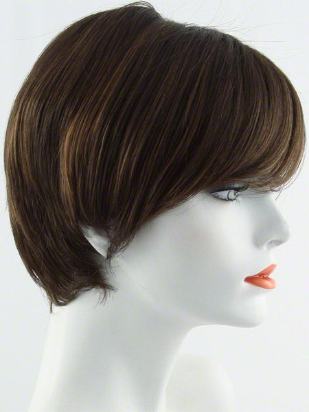 EXCITE-Women's Wigs-RAQUEL WELCH-R6/30H Chocolate Copper-SIN CITY WIGS