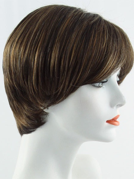 EXCITE-Women's Wigs-RAQUEL WELCH-R829S+ Glazed Hazelnut-SIN CITY WIGS
