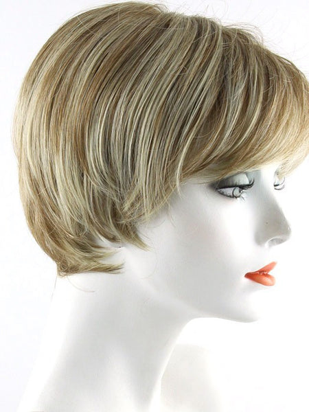 FANFARE-Women's Wigs-RAQUEL WELCH-RL14/22 PALE GOLD WHEAT-SIN CITY WIGS
