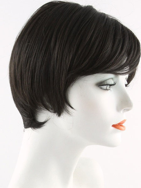 FANFARE-Women's Wigs-RAQUEL WELCH-RL2/4 OFF BLACK-SIN CITY WIGS