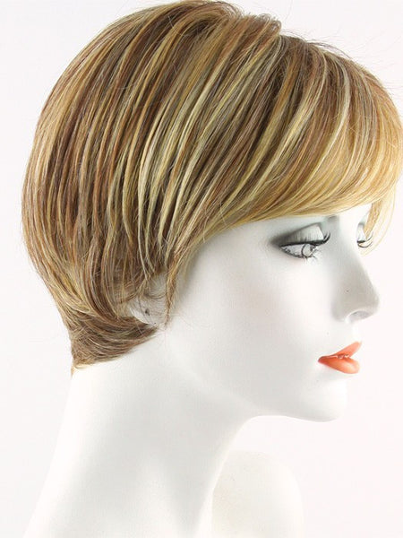 FANFARE-Women's Wigs-RAQUEL WELCH-RL29/25 GOLDEN RUSSET-SIN CITY WIGS