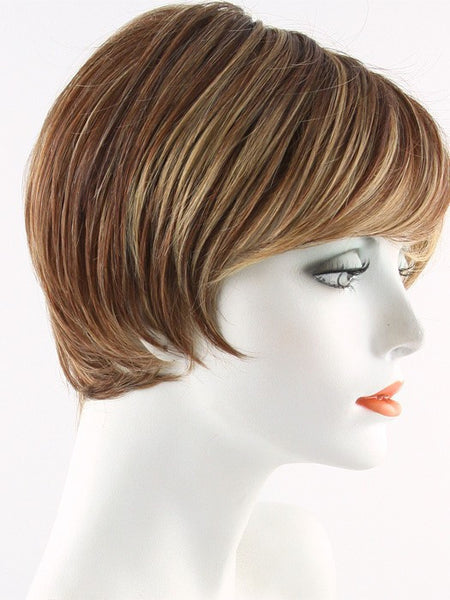 FANFARE-Women's Wigs-RAQUEL WELCH-RL31/29 FIERY COPPER-SIN CITY WIGS