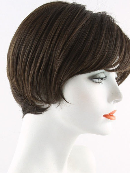 FANFARE-Women's Wigs-RAQUEL WELCH-RL4/6 BLACK COFFEE-SIN CITY WIGS