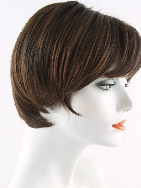 FANFARE-Women's Wigs-RAQUEL WELCH-RL6/30 COPPER MAHOGANY-SIN CITY WIGS