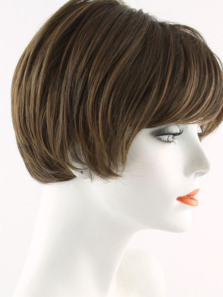 FANFARE-Women's Wigs-RAQUEL WELCH-RL6/8 DARK CHOCOLATE-SIN CITY WIGS
