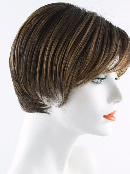 FANFARE-Women's Wigs-RAQUEL WELCH-RL8/29SS SHADED HAZELNUT-SIN CITY WIGS