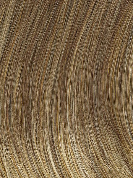 FASHION STAPLE-Women's Wigs-GABOR WIGS-GL 11-25 HONEY PECAN-SIN CITY WIGS