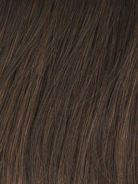 FASHION STAPLE-Women's Wigs-GABOR WIGS-GL 8-10 DARK CHESTNUT-SIN CITY WIGS