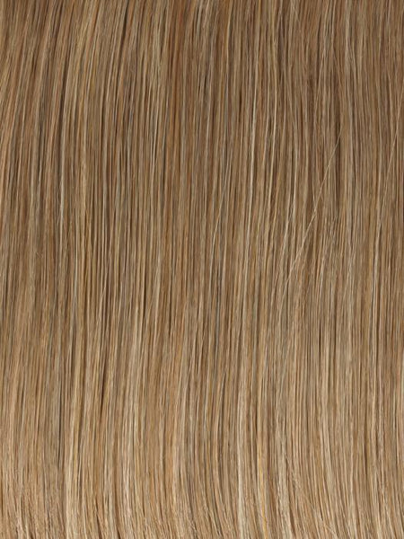 FASHION STAPLE-Women's Wigs-GABOR WIGS-GL16-27 BUTTERED BISCUIT-SIN CITY WIGS
