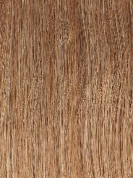 FASHION STAPLE-Women's Wigs-GABOR WIGS-GL27-22 CARAMEL-SIN CITY WIGS