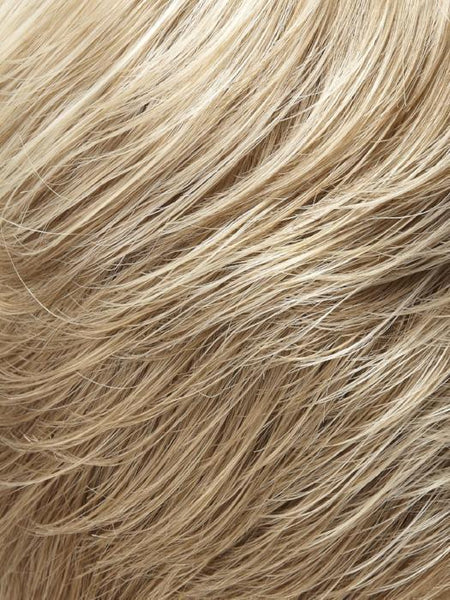 GABRIELLE-Women's Wigs-JON RENAU-22F16 BLACK TIE BLONDE | Light Ash Blonde and Light Natural Blonde Blend with Light Natural Blonde Nape-SIN CITY WIGS