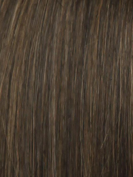 HIGH PROFILE *Human Hair Wig*-Women's Wigs-SIN CITY WIGS-R10 CHESTNUT-SIN CITY WIGS