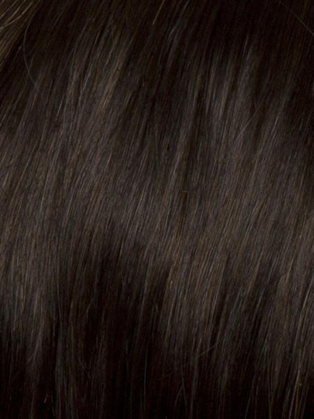 HIGH PROFILE *Human Hair Wig*-Women's Wigs-SIN CITY WIGS-R3HH DARK BROWN-SIN CITY WIGS