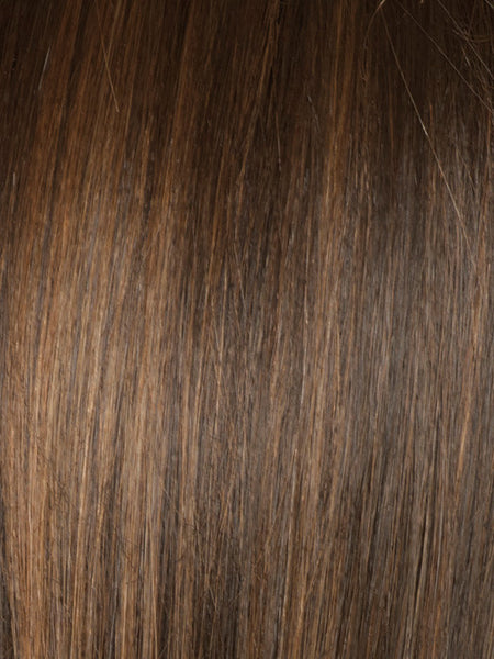 IZZIE-Women's Wigs-NORIKO-Toasted brown-SIN CITY WIGS
