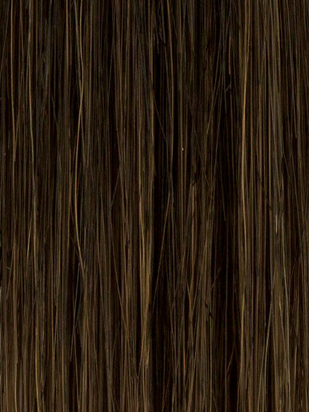 KIMMIE *Human Hair Blend*-Women's Wigs-AMORE-MEDIUM-BRUNETTE-FLUX-SIN CITY WIGS