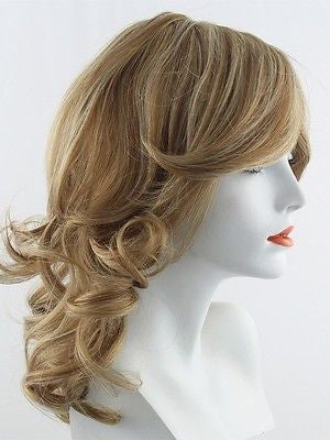 KNOCKOUT *Human Hair Wig*-Women's Wigs-RAQUEL WELCH-R29HH-SIN CITY WIGS
