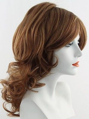 KNOCKOUT *Human Hair Wig*-Women's Wigs-RAQUEL WELCH-R3025S-SIN CITY WIGS