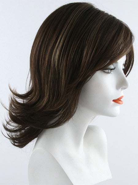 KOURTNEY-Women's Wigs-RENE OF PARIS-COFFEE-LATTE-SIN CITY WIGS