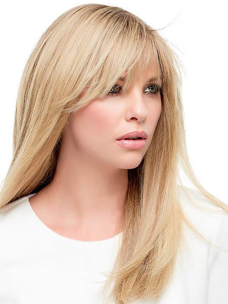 "LEA RENAU EXCLUSIVE ""Human Hair Wig""-Women's Wigs-JON RENAU-22/16S8-SIN CITY WIGS"