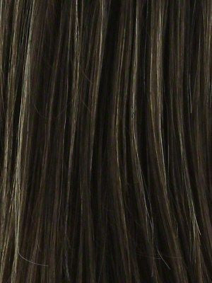 MAY-Women's Wigs-NORIKO-Chocolate frost R-SIN CITY WIGS