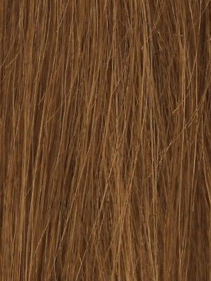 NRC 002HM *Human Hair Wig*-Women's Wigs-LOUIS FERRE-BRONZED-BROWN-SIN CITY WIGS