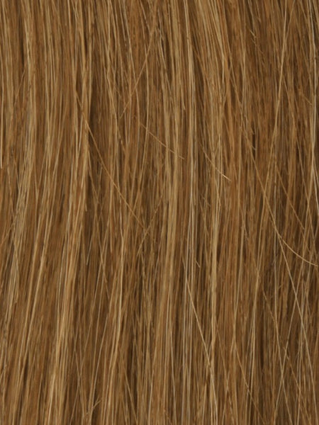 NRC 002HM *Human Hair Wig*-Women's Wigs-LOUIS FERRE-LIGHT-CHOCOLATE-SIN CITY WIGS