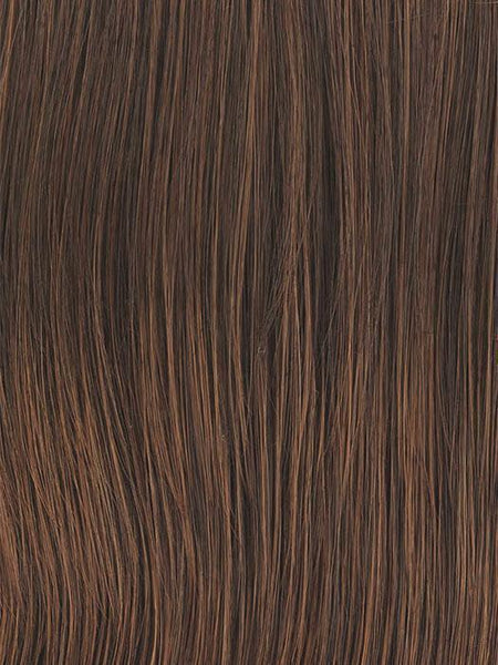 ON YOUR GAME-Women's Wigs-RAQUEL WELCH-Copper Mahogany (RL6/30)-SIN CITY WIGS