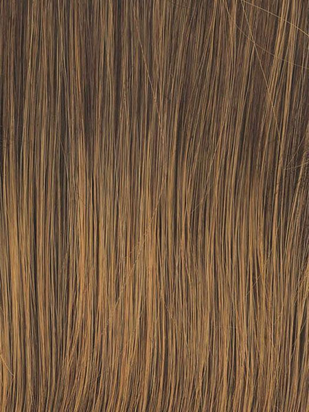 ON YOUR GAME-Women's Wigs-RAQUEL WELCH-Ginger Brown (RL5/27)-SIN CITY WIGS