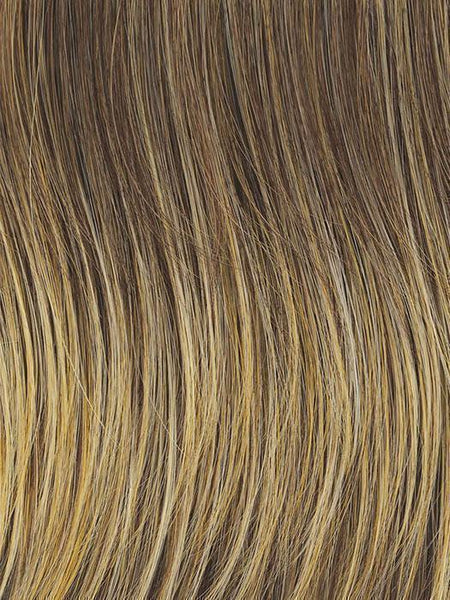ON YOUR GAME-Women's Wigs-RAQUEL WELCH-Golden Walnut (RL11/25)-SIN CITY WIGS