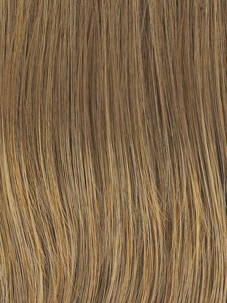 ON YOUR GAME-Women's Wigs-RAQUEL WELCH-Honey Toast (RL12/16)-SIN CITY WIGS
