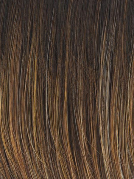 ON YOUR GAME-Women's Wigs-RAQUEL WELCH-SS Shaded Hazelnut (RL8/29SS)-SIN CITY WIGS