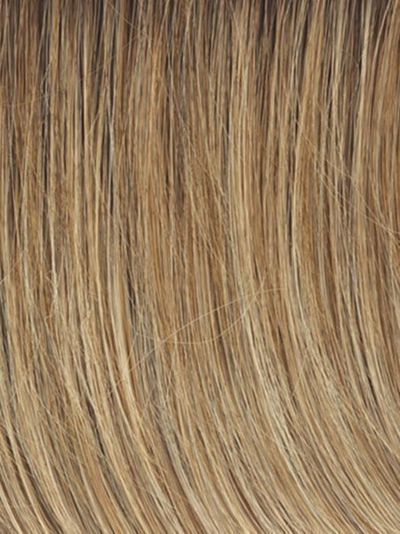 ON YOUR GAME-Women's Wigs-RAQUEL WELCH-SS Shaded Wheat (RL14/22SS)-SIN CITY WIGS
