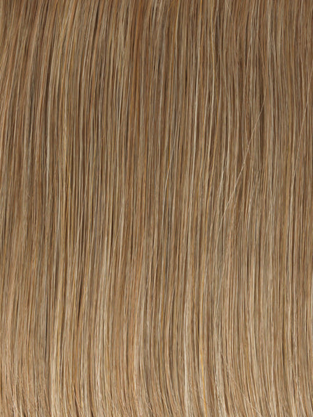 PAGE TURNER-Women's Wigs-GABOR WIGS-GL16-27 Buttered Biscuit-SIN CITY WIGS