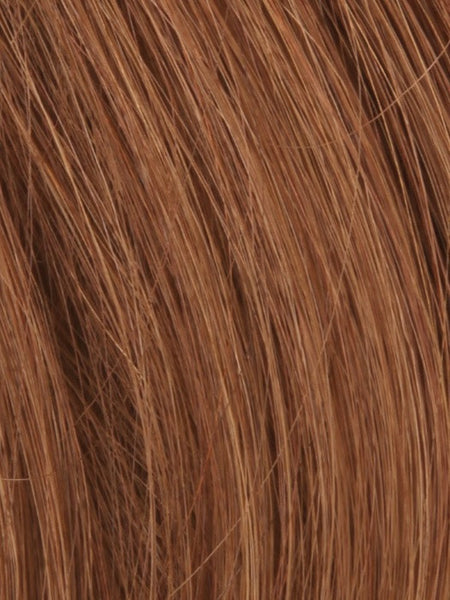 PLATINUM 106 *Human Hair Wig*-Women's Wigs-LOUIS FERRE-CHESTNUT-SIN CITY WIGS