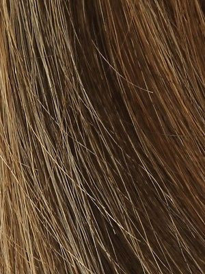 PLF 005HM *Human Hair Wig*-Women's Wigs-LOUIS FERRE-CARAMEL-CREAM-SIN CITY WIGS