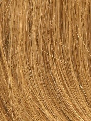 PLF 005HM *Human Hair Wig*-Women's Wigs-LOUIS FERRE-HONEY-RED-SIN CITY WIGS
