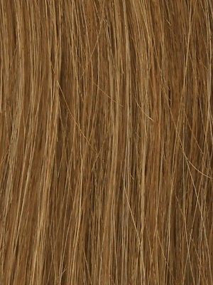 PLF 005HM *Human Hair Wig*-Women's Wigs-LOUIS FERRE-LIGHT-CHOCOLATE-SIN CITY WIGS