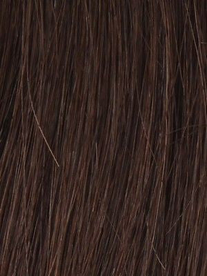 PLF 005HM *Human Hair Wig*-Women's Wigs-LOUIS FERRE-MEDIUM-BROWN-SIN CITY WIGS