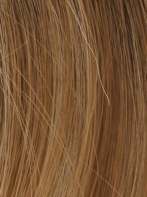 PLF 005HM *Human Hair Wig*-Women's Wigs-LOUIS FERRE-NUTMEG-FROSTED-SIN CITY WIGS