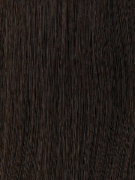 PRINCESSA *Human Hair Wig*-Women's Wigs-RAQUEL WELCH-BL2 Medium Dark Brown-SIN CITY WIGS