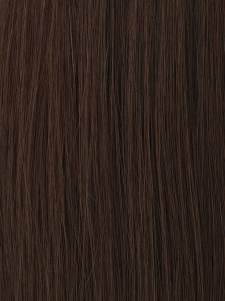 PRINCESSA *Human Hair Wig*-Women's Wigs-RAQUEL WELCH-BL3 Chestnut Brown-SIN CITY WIGS